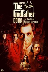 The Godfather, Coda: The Death of Michael Corleone Movie Poster Movie Poster