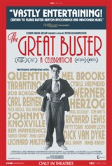 The Great Buster: A Celebration Affiche de film