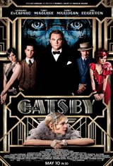 The Great Gatsby 3D Movie Poster