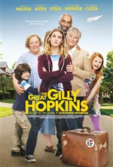The Great Gilly Hopkins Movie Poster Movie Poster