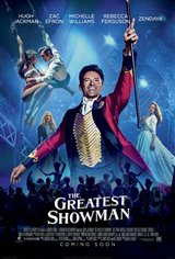 The Greatest Showman Affiche de film