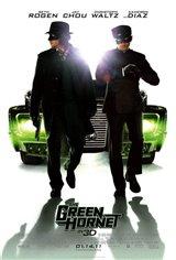 The Green Hornet 3D Movie Poster