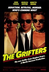 The Grifters Movie Poster