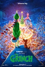 The Grinch: The IMAX 2D Experience Large Poster