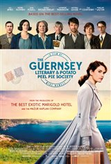 The Guernsey Literary and Potato Peel Pie Society Affiche de film