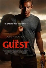 The Guest Movie Poster