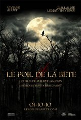 The Hair of the Beast (Le poil de la bête) Movie Poster Movie Poster