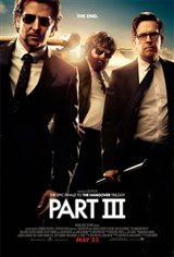 The Hangover Part III Affiche de film
