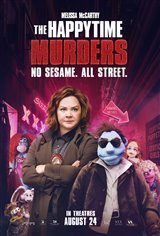 The Happytime Murders Affiche de film