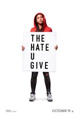 The Hate U Give Affiche de film