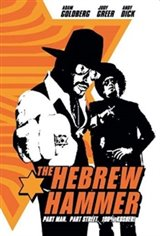 The Hebrew Hammer Movie Poster Movie Poster