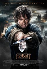 The Hobbit: The Battle of the Five Armies Movie Poster Movie Poster