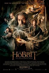 The Hobbit: The Desolation of Smaug 3D Movie Poster