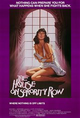 The House on Sorority Row Movie Poster