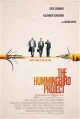 The Hummingbird Project Movie Poster Movie Poster