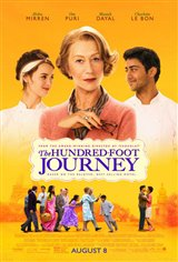 The Hundred-Foot Journey Movie Poster Movie Poster