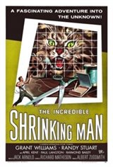 The Incredible Shrinking Man Movie Poster