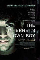 The Internet's Own Boy: The Story of Aaron Swartz Movie Poster