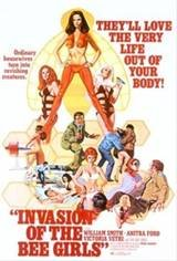 The Invasion of the Bee Girls Movie Poster