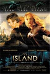 The Island Movie Poster Movie Poster