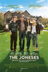 The Joneses (2010) Affiche de film