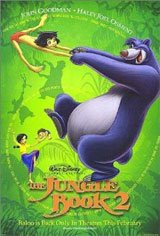 The Jungle Book 2 Movie Poster