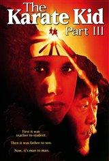 The Karate Kid Part III Movie Poster
