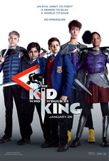 The Kid Who Would Be King Affiche de film