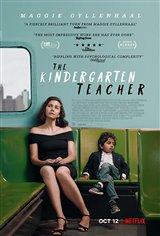 The Kindergarten Teacher (Toronto) Poster