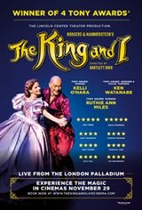 The King and I - Live From the London Palladium Affiche de film