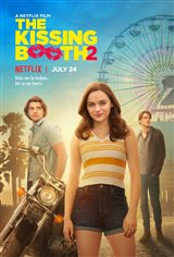 The Kissing Booth 2 (Netflix) Movie Poster