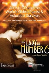 The Lady In Number 6: Music Saved My Life Movie Poster