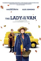 The Lady in the Van Movie Poster Movie Poster