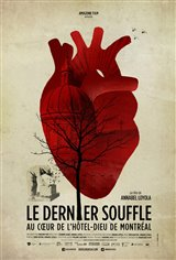 The Last Breath: At the Heart of the Hôtel-Dieu de Montréal Movie Poster