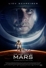 The Last Days on Mars Movie Poster