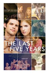 The Last Five Years Movie Poster Movie Poster
