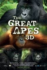 The Last of the Great Apes 3D Movie Poster