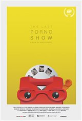 The Last Porno Show Affiche de film