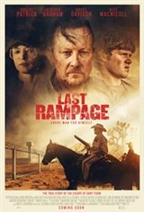 The Last Rampage Movie Poster