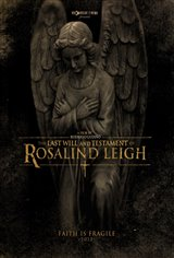 The Last Will and Testament of Rosalind Leigh Movie Poster Movie Poster