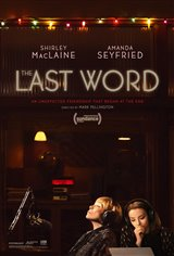 The Last Word (v.o.a.) Affiche de film