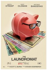 The Laundromat Affiche de film