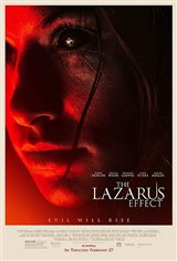 The Lazarus Effect Movie Poster Movie Poster