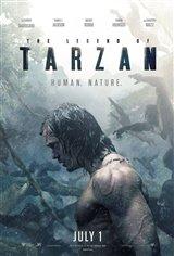 The Legend of Tarzan 3D Movie Poster