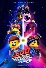 The LEGO Movie 2: The Second Part Affiche de film