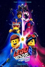 The LEGO Movie 2: The Second Part in 3D Affiche de film
