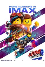 The LEGO Movie 2: The Second Part - The IMAX Experience Movie Poster
