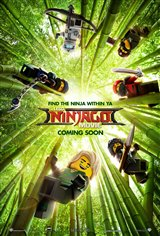 The LEGO NINJAGO Movie Affiche de film