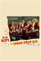 The Lemon Drop Kid Movie Poster