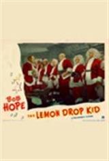 The Lemon Drop Kid Movie Poster